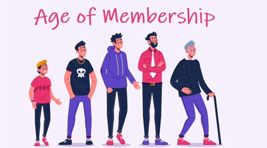 [XTR] Age of Membership Time