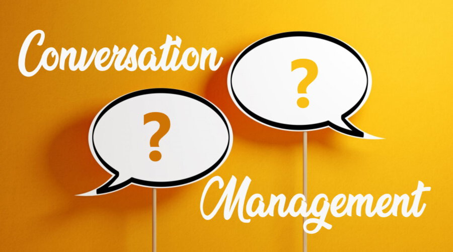 [XTR] Conversation Management